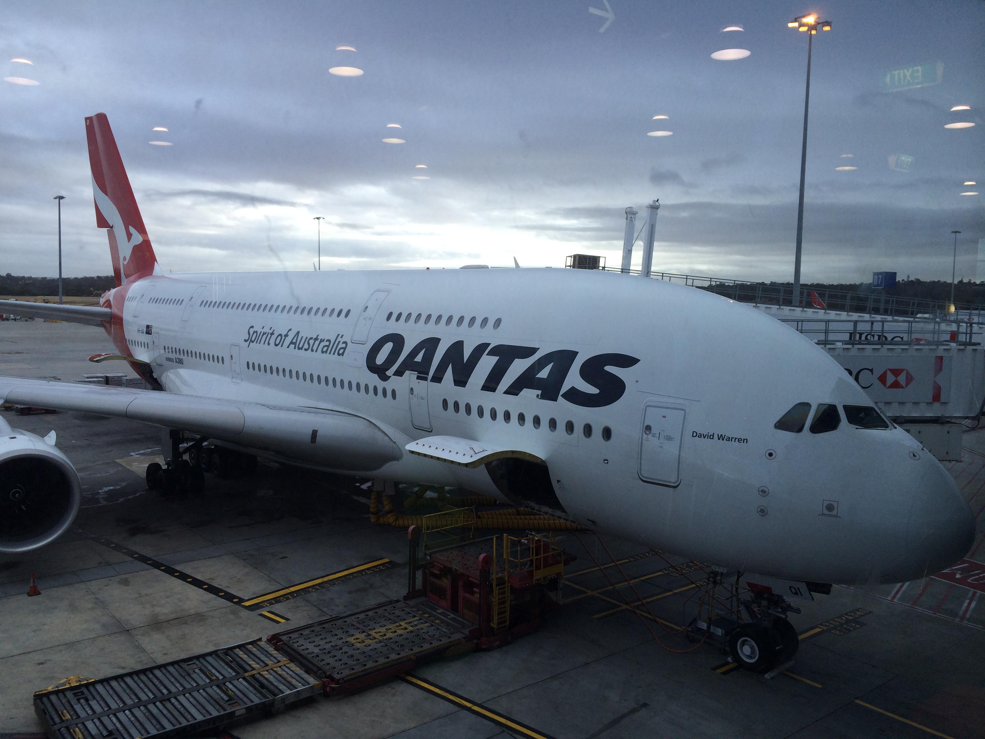 zzi mondaymorning 24 march 2014 our qantas flight 93. Black Bedroom Furniture Sets. Home Design Ideas